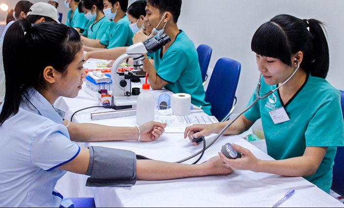 Khám sức khỏe đi du học Nhật Bản
