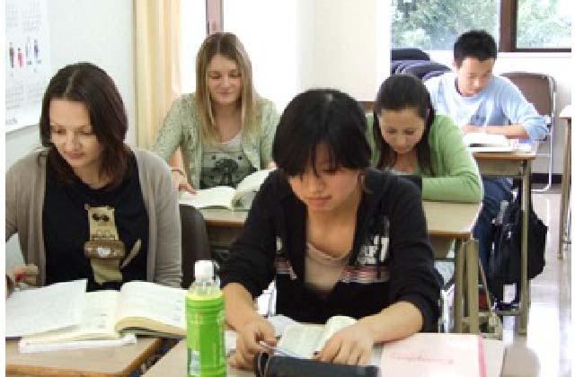 trường ngôn ngữ Gendai