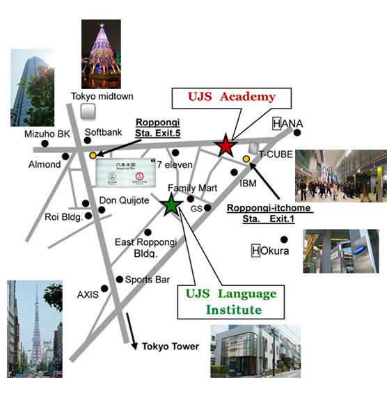 học viện ngôn ngữ UJS